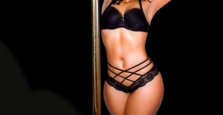La fantasía de realizar un stripper en público